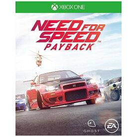 エレクトロニック・アーツ Electronic Arts ニード・フォー・スピード ペイバック【Xbox Oneゲームソフト】