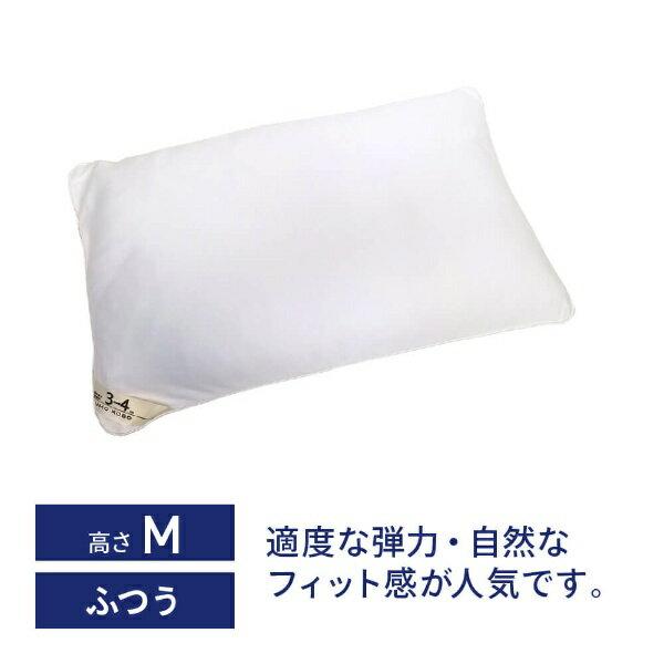 生毛工房 ベーシック枕 ソフトパイプ M (使用時の高さ:約3-4cm)【日本製】
