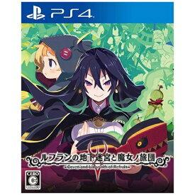 日本一ソフトウェア Nippon Ichi Software ルフランの地下迷宮と魔女ノ旅団 通常版【PS4ゲームソフト】