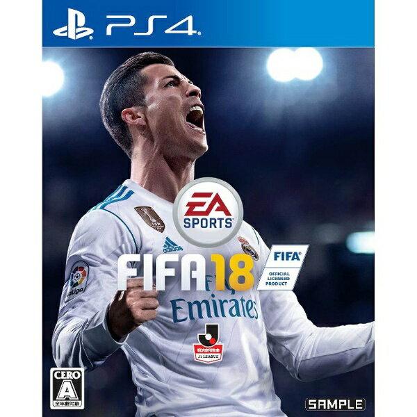 【送料無料】 EA(エレクトロニックアーツスクウェア) FIFA 18【PS4ゲームソフト】