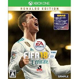 エレクトロニック・アーツ Electronic Arts FIFA 18 RONALDO EDITION【Xbox Oneゲームソフト】