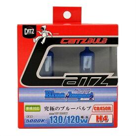 アサヒライズ CATZ ヘッドライト・フォグ用 ブルーインパクト2 CB450R