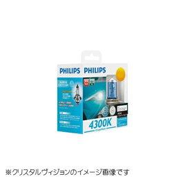 フィリップス PHILIPS クリスタルビジョン HB4 12V55W ハロゲン球 H6-2