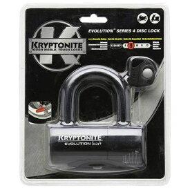 クリプトナイト Kryptonite EV4 ディスクロック ブラック 999607
