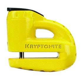 クリプトナイト Kryptonite 5-S2ディスクロック MATTE YELLOW 000884