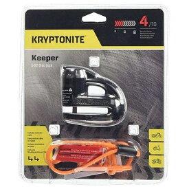 クリプトナイト Kryptonite 5-S2ディスクロック BLACK CHROME 000877
