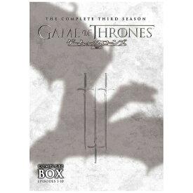 ワーナー ブラザース ゲーム・オブ・スローンズ 第三章:戦乱の嵐-前編- DVDセット 【DVD】
