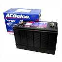AC DELCO エーシーデルコ マリン/キャンピングカー用バッテリー メンテナンスフリー M31MF 【メーカー直送・代金引…