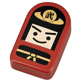 HAKOYA 箸置 (マグネット付) 57331 武士[57331]
