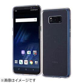 レイアウト rayout Galaxy S8+用 ハイブリッドケース クリア RT-GS8PCC2/C