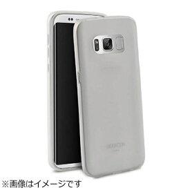 MSソリューションズ Galaxy S8用 シェル型ケース/ソフト/Bodycon Dove Translucent クリア VIVA MADRID GS8HYB-BDCCLR