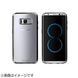 MSソリューションズ Galaxy S8+用 シェル型ケース/メタルソフト/Metalico Flex ブラック VIVA MADRID GS8PBC-MFXBLK