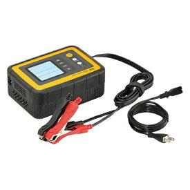大橋産業 BAL OHASHI 12V 12A バッテリー診断機能付 全自動バッテリー充電器
