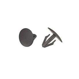 フジックス アンカークリップ ブラック10個 PTF0259