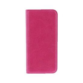 MSソリューションズ Galaxy S8用 手帳型ケース薄型PUレザーケース PRIME ピンク LEPLUS LP-GS8LPK