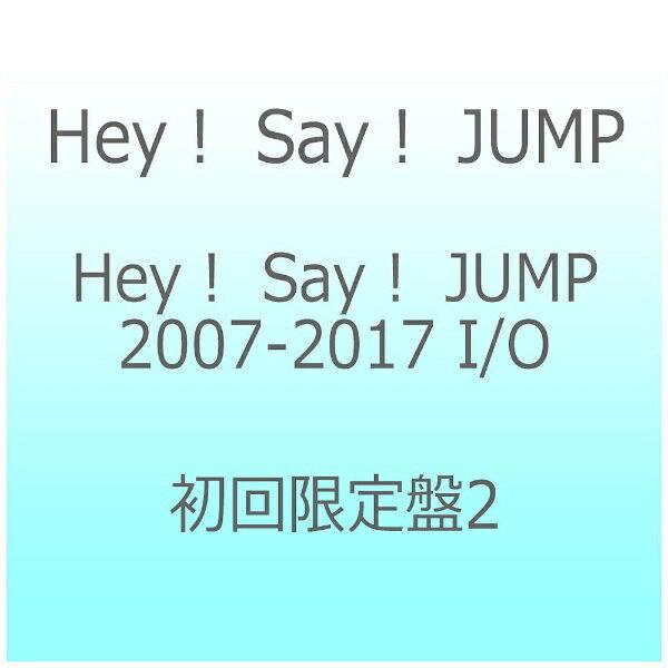 ソニーミュージックマーケティング Hey! Say! JUMP/Hey! Say! JUMP 2007-2017 I/O 初回限定盤2 【CD】