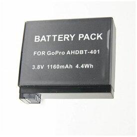 GLIDER 住本製作所製 GoPro Hero4用 バッテリー GLD8231 MJ05