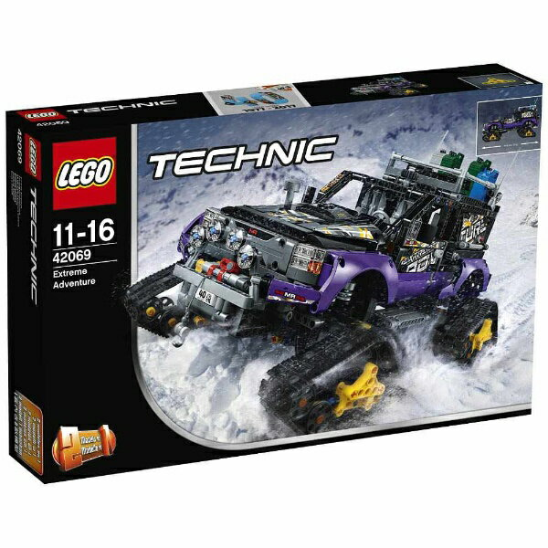【送料無料】 レゴジャパン LEGO(レゴ) 42069 テクニック エクストリームアドベンチャービークル