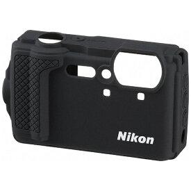 ニコン Nikon シリコンジャケット(ブラック) CF-CP3 [CFCP3BK]