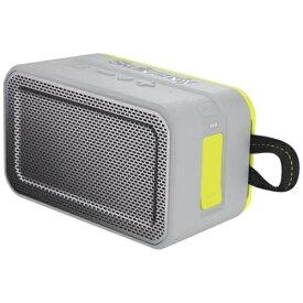 SKULLCANDY スカルキャンディ ブルートゥース スピーカー S7PDW-J583-I グレーホットライム [Bluetooth対応 /防水][BARRICADEXL]