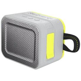 SKULLCANDY スカルキャンディ ブルートゥース スピーカー S7PCW-J583 グレーホットライム [Bluetooth対応 /防水][BARRICADE]