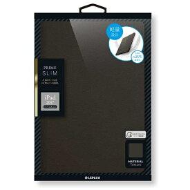 MSソリューションズ 10.5インチiPad Pro用 薄型・軽量フラップケース PRIME SLIM ブラック LEPLUS LP-IPP10LSBK[LPIPP10LSBK]