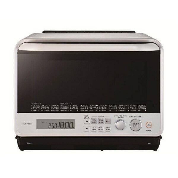 【送料無料】 東芝 過熱水蒸気オーブン 「石窯ドーム」(30L) ER-RD100-W グランホワイト