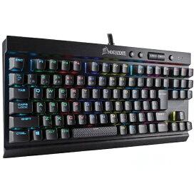 CORSAIR コルセア CH-9110014-JP ゲーミングキーボード K65 RAPIDFIRE CherryMX Speed RGB COMPACT [USB /有線][CH9110014JPK65RGBRAP]