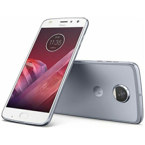 【送料無料】 モトローラ Moto Z2 Playニンバス「AP3835AD1J4」 Snapdragon 626 5.5型・メモリ/ストレージ:4GB/64GB nanoSIMx2 ドコモ/YmobileSIM対応 SIMフリースマートフォン[AP3835AD1J4]