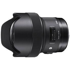 シグマ SIGMA カメラレンズ 14mm F1.8 DG HSM Art ブラック [シグマ /単焦点レンズ][14MMF18DGHSMART]