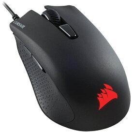 CORSAIR コルセア CH-9301011-AP ゲーミングマウス HARPOON ブラック [光学式 /6ボタン /USB /有線][HARPOONRGBCH9301011A]