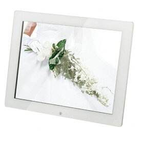 KEIAN 恵安 KD15ER-W R3 デジタルフォトフレーム ホワイト [15インチ][KD15ERWR3]