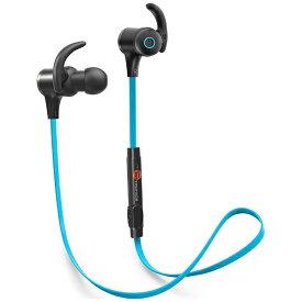 SUNVALLEYJAPAN サンバレージャパン bluetooth イヤホン カナル型 TaoTronics TTBH-07 [リモコン・マイク対応 /ワイヤレス(左右コード) /Bluetooth][TTBH07BL]