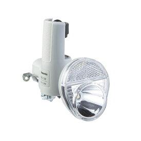 パナソニック Panasonic ヘッドライト LED発電ランプ(グレー) NSKL138-N[NSKL138_N] panasonic
