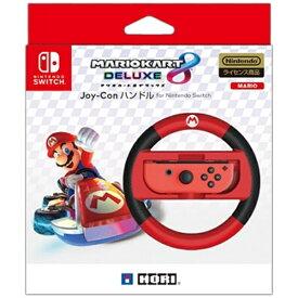 HORI ホリ マリオカート8DX Joy-Conハンドル for Nintendo Switch マリオ NSW-054[Switch]