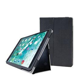 エレコム ELECOM 10.5インチiPad Pro用 ソフトレザーカバー 2アングル ブラック TB-A17PLFBK[TBA17PLFBK]