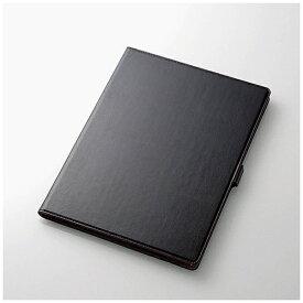 エレコム ELECOM 12.9インチiPad Pro / iPad Pro用 ソフトレザーカバー 360度回転 ブラック TB-A17L360BK[TBA17L360BK]