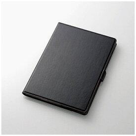 エレコム ELECOM 10.5インチiPad Pro用 ソフトレザーカバー 360度回転 ブラック TB-A17360BK[TBA17360BK]