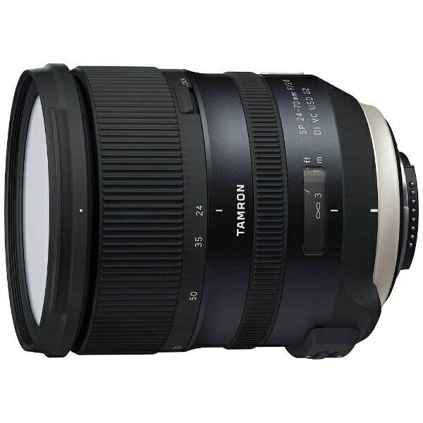 【送料無料】 タムロン カメラレンズ SP24-70mm F/2.8 Di VC USD G2(Model A032)【ニコンFマウント】[A032N_24_70DI_VC_G2]