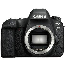 キヤノン CANON EOS 6D Mark II デジタル一眼レフカメラ [ボディ単体][EOS6DMK2]