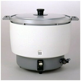 パロマ Paloma PR-10DSS 業務用ガス炊飯器 [5.5升 /プロパンガス][PR10DSSLP]