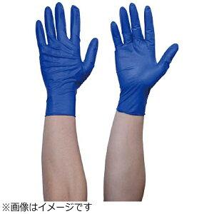 使い捨て天然ゴム手袋TGセーフ 0.12 粉無 100枚 TGNL12