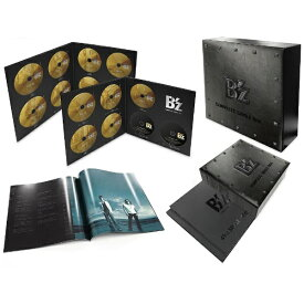 ビーイング Being B'z/B'z COMPLETE SINGLE BOX【Black Edition】 【CD】