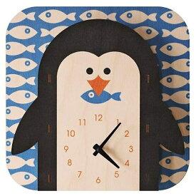 ダイヤモンド 掛け時計 3Dペンギン PC016 modern moose(モダンムース) 9806017