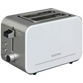 アイリスオーヤマ IRIS OHYAMA IPT-850 ポップアップトースター [2枚][IPT850W] [一人暮らし 単身 単身赴任 新生活 家電]