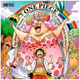 エイベックス・ピクチャーズ avex pictures (アニメーション)/ONE PIECE ビッグ・マムの音楽会〜ホールケーキアイランドへようこそ〜 【CD】
