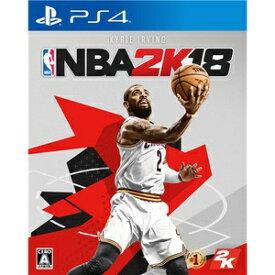 テイクツー・インタラクティブ Take-Two Interactive NBA 2K18【PS4ゲームソフト】[NBA2K18]