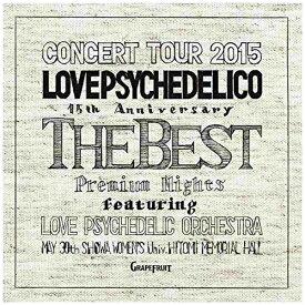 ビクターエンタテインメント Victor Entertainment LOVE PSYCHEDELICO/LOVE PSYCHEDELICO 15th ANNIVERSARY TOUR -THE BEST- LIVE 通常盤 【CD】