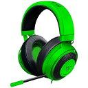 【送料無料】 RAZER 有線ゲーミングヘッドセット[φ3.5mm ミニプラグ・Win/Mac]Kraken Pro V2 Green Oval RZ04-02...