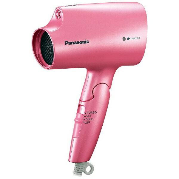【送料無料】 パナソニック Panasonic ヘアドライヤー 「ナノケア」(1200W)EH-NA29-P ピンク[EHNA29P]